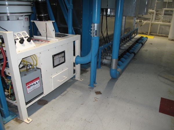 Dense Particle Separator & Media Recovery Selector System