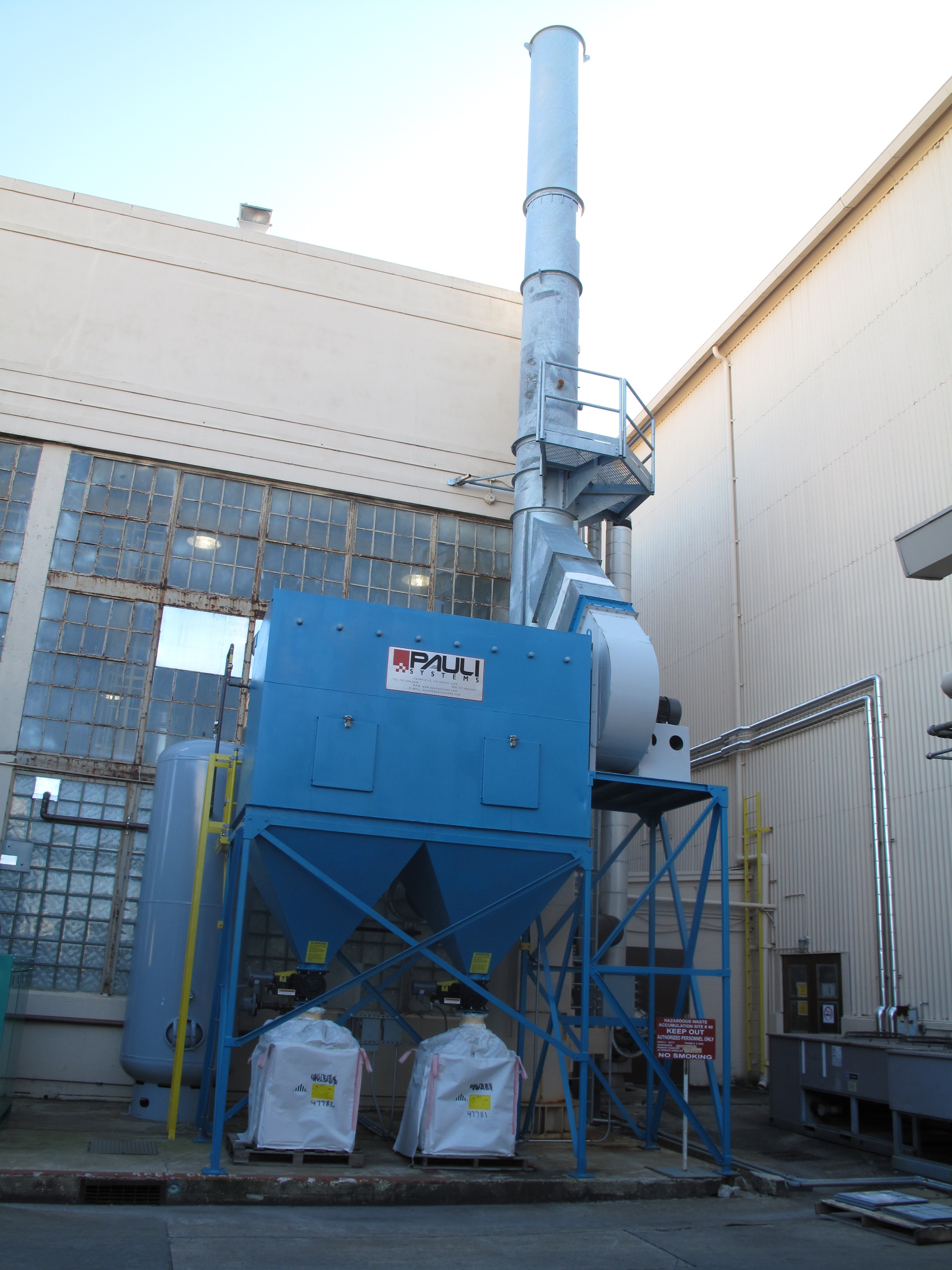 Ventilation Dust Collector - 1 unit